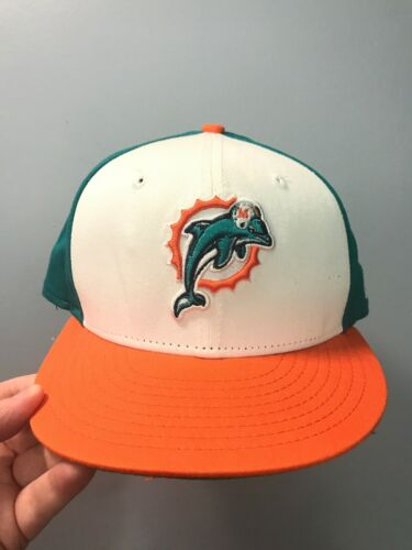 New Era 9Fifty Snapback Miami Dolphins NFL Medium-Large Hat
