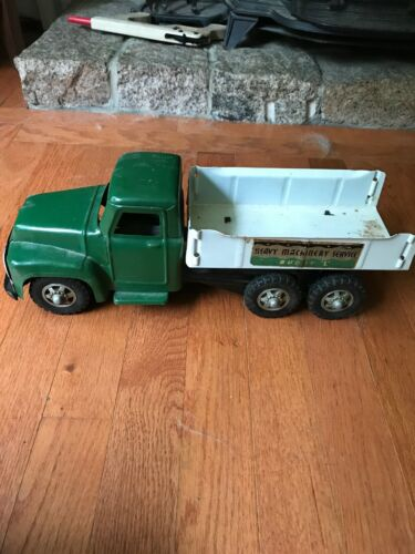 Vintage Original Vintage Buddy L Heavy Machinery Service Truck