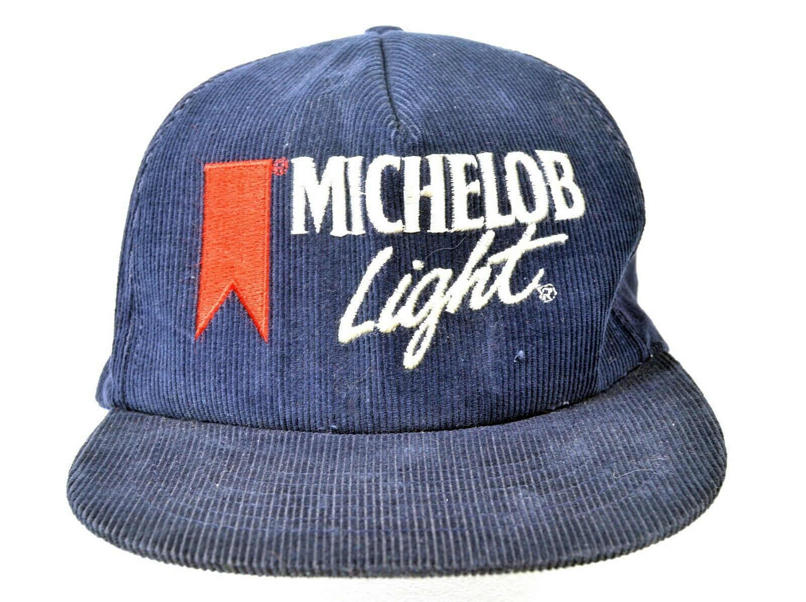 Michelob Light Snapback Beer Hat - Blue - OSFA