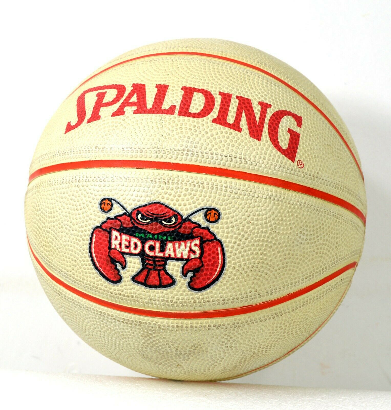 Maine Red Claws Basketball - Spalding - NBA Developmental League